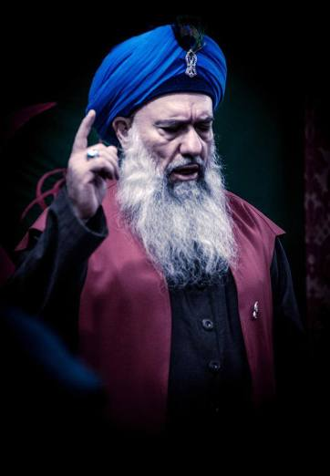 Saint of Allah Shaykh Abdul Kerim Al-Kibrisi (Q.S)-Sahibu Saif
