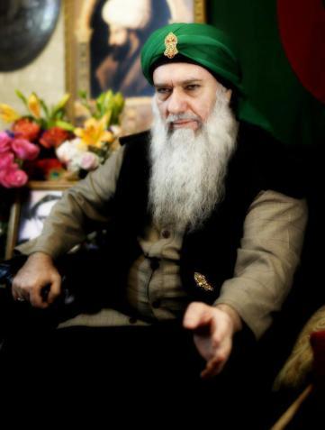 Waliyullahi Sahibu Saif Hazret Shaykh Abdul Kerim Al-Kibrisi (Q.S)