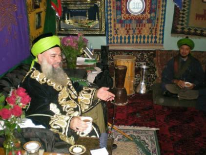 Sahibu Saif Hazret Shaykh abdul Kerim Al-Kibrisi (Q.S)