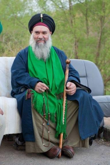 Waliyullahi Hz Shaykh Abdul Kerim Al-Kibrisi (Q.S)