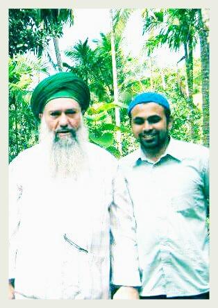 Jouhar Ali Naqshbandi Al Hassani and Hazret Shaykh Abdul Kerim Al Kibrisi (Q.S), 2009 August 3