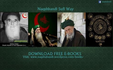 Naqshbandi-Ebook Wallpaper