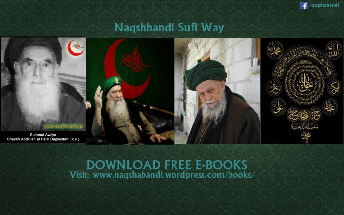 Naqshbandi-Ebook Wallpaper