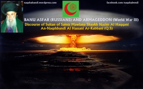Banu Asfar (Russians) and World War 3, Islamic Eschatology