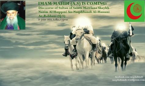 imam mahdi coming