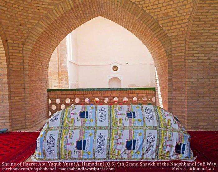 Tomb of Hazret Shaykh Yusuf Al Hamadani (Q.S)