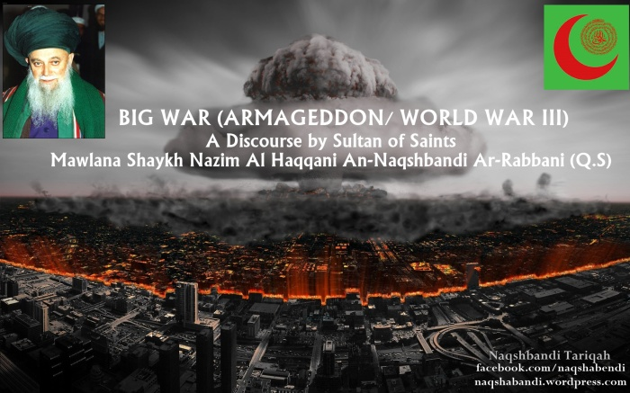 Narrated Mu'adh ibn Jabal: The Prophet (peace_be_upon_him) said: The greatest war, the conquest of Constantinople and the coming forth of the Dajjal (Antichrist) will take place within a period of seven months.  (Sunan Abu Dawud 4282)