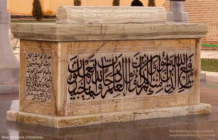 Shrine of Hazret Shaykh Abdul Khaliq Ghujdevani (Qaddasallahu Sirrahu)